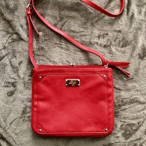 Nine West 3 Compartment Crossbody Purse Handbag